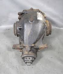 bmw 335i 335xi 135i rear differential 3 08 open 6 spd manual 107k