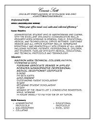 Phi Beta Kappa Resume Resume With Profile How To Write A Professional Profile Resume