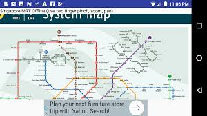 Singapore Mrt Map Singapore Mrt Hi Res Offline Map Android Apps On Google Play