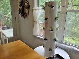 Vertical Aeroponic Garden My Aeroponic Garden Travel To Wellness