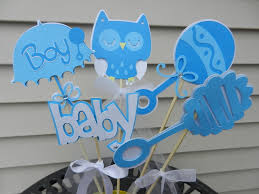 Baby Shower Centerpieces For A Boy by Decorating Ideas For Boy Baby Shower Dessert Table Baby Shower