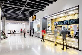 Interior Design Service by Mart Food Hall By A I 2016 Best Of Year Winner For Counter Service