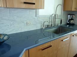 Pale Blue Kitchen Cabinets Mesmerizing Blue Kitchen Countertops Wonderful Decoration Pale