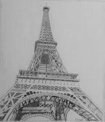 the eiffel tower by 13creationz on deviantart