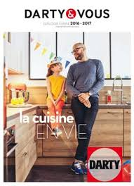 cuisine darty catalogue darty catalogue réduction et code promo mars 2017