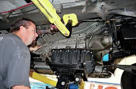 dieselsite e4od transmission upgrade u0026 install shift change
