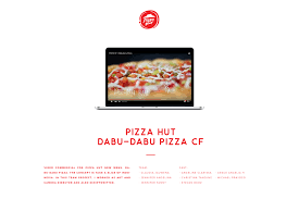 id de cuisine am ag slice of indonesia pizza hut caign on behance