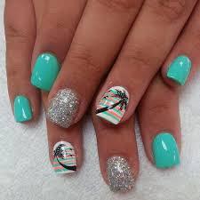 65 lovely summer nail art ideas white sea salmon and summer