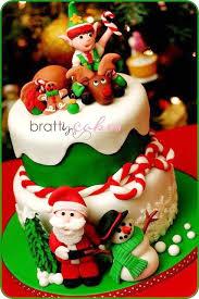 unique art christmas cake ideas p2 u2013 easy home bakery holiday