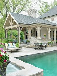 Pool And Patio Decorating Ideas by 107 Best Back Porch Inspiration Images On Pinterest Landscaping
