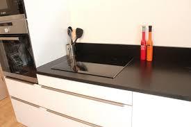 plaque granit cuisine cuisine en granit noir 09 15 granit andré demange
