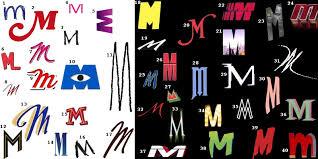 imp awards alphabet game the letter m