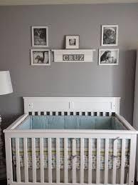 crisp clean nursery for my baby cruz project nursery