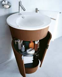 round bathroom vanity cabinets rounded bathroom vanity bathroom design ideas