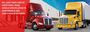 paccar trucks full service leasing