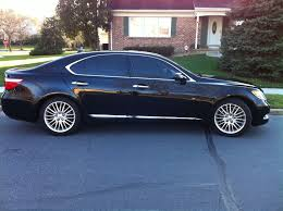 lexus ls ground clearance lexus ls 460 2008 technical specifications interior and exterior