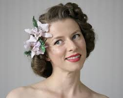 1950s hair accessories accessories with a story to tell by chatterblossom on etsy