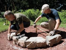 Build A Backyard Fire Pit by How To Build A Fire Pit Outdoor Fire Pit Ideas U0026 Designs