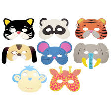 kids halloween birthday party compare prices on animal masks for children online shopping buy