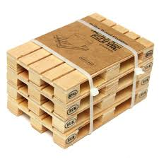 aliexpress com buy set of 4 wooden beverage pallets mini wooden