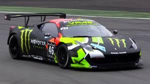 si e auto monza valentino 458 gt3 2012 blancpain endurance series
