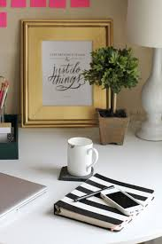 essentials for a home office the everygirl