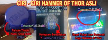 hammer of thor obat pembesar penis permanen thor s hammer