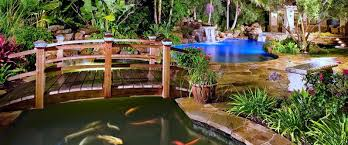 Backyard Bridge How To Choose A Garden Bridge