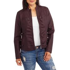 Moto Shade Replacement Canopy by Maxwell Studio Women U0027s Faux Leather Moto Jacket Walmart Com