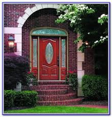 good red paint color for front door painting home design ideas
