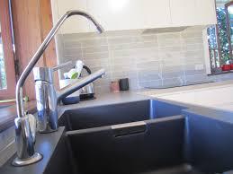 brisbane kitchen design sherwood contemporary kitchen double bowl granite sink 7 jpg