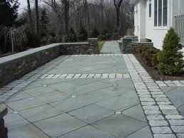 Patio Stone Ideas by New Jersey Stone Patios Natural Stone Patios New Jersey Robert