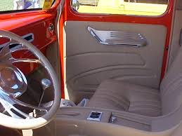 Ford Truck Interior 1940 Ford Truck Custom Leather Interior Interiors By Shannon Com