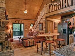 log home cabin decorating nice home design