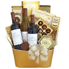 wine baskets wine and gift baskets my fast basket company