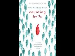Counting By 7s Book Report Counting By 7s