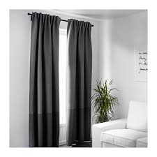 Blackout Curtain Lining Ikea Designs Marjun Blackout Curtains 1 Pair Ikea Solar Blocking Kah Huat