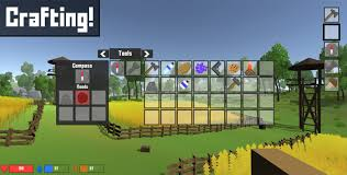 survivalcraft apk pixel block survival craft 0 616 apk for android aptoide