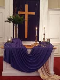 Altar Decorations 155 Best Palm Sunday Images On Pinterest Palm Sunday Altar