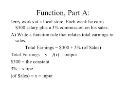 8 4 rules for linear functions