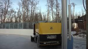 parents build impressive outdoor rink in edmonton youtube