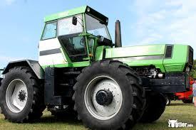 ein besonders seltener traktor deutz fahr dx 430 dieses modell