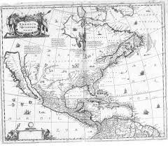 The Thirteen Colonies Map Of The British Colonies In North America 17631775 Map Of North