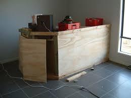 fabriquer bar cuisine plan pour construire un bar 8 bricobistro