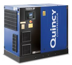 rotary air compressors quincy compressor