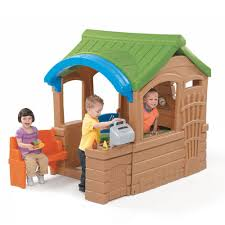 Step 2 Storybook Cottage Used by The 5 Best Reviewed Step2 Playhousesoutdoor Play For All
