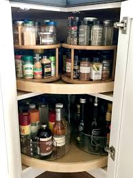 how to organize a lazy susan cabinet an organized pantry 7 tips to make your pantry oh so