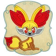 pokemon applique character design