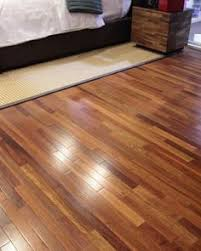 wood trim with hardwood floors and lighter not sterile white