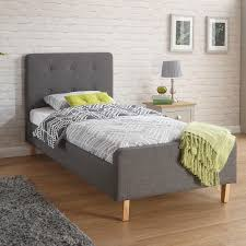 ashbourne fabric bed frame next day select day delivery